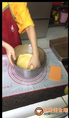 做正宗南瓜红豆小餐包的图片步骤6