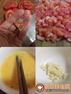 做正宗新手小白必学菜番茄炒鸡蛋的图片步骤2