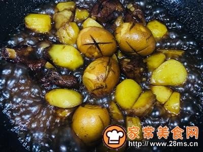 做正宗排骨炖土豆的图片步骤7