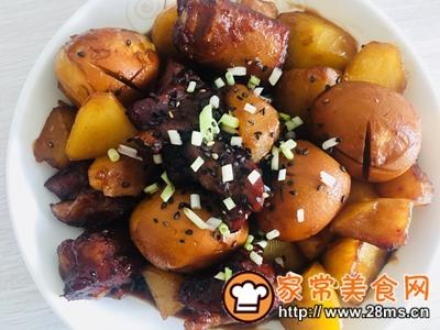 做正宗排骨炖土豆的图片步骤8