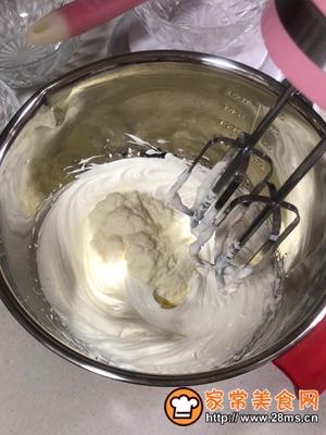 做正宗小白都会做的生酮无蛋冰激凌的图片步骤6