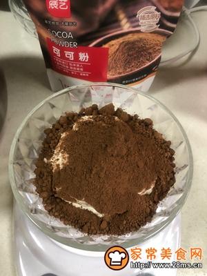 做正宗小白都会做的生酮无蛋冰激凌的图片步骤10