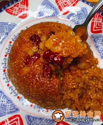 做正宗红糖糯米饭的图片步骤8