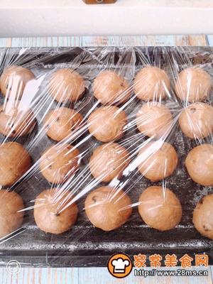 做正宗黑眼豆豆面包的图片步骤16