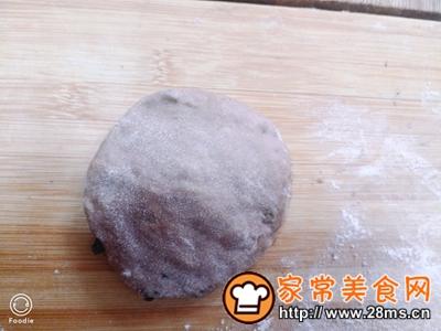 做正宗黑眼豆豆面包的图片步骤18
