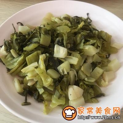 做正宗米饭绝配酸菜肥肠的图片步骤4