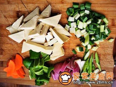 做正宗家常豆腐的图片步骤1