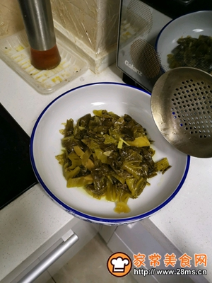 做正宗家常酸菜鱼的图片步骤6
