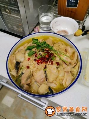 做正宗家常酸菜鱼的图片步骤11