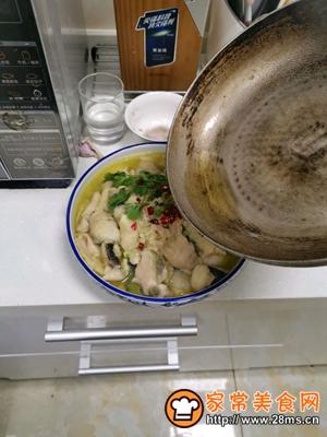 做正宗家常酸菜鱼的图片步骤12