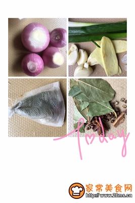 做正宗卤肉饭的图片步骤2