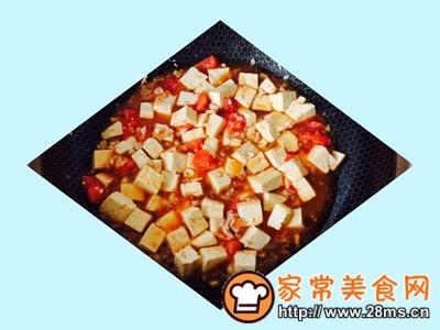 做正宗西红柿炒豆腐的图片步骤5