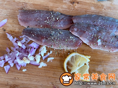做正宗小满节气美食:黄豆烩丝瓜配低温鱼柳的图片步骤3