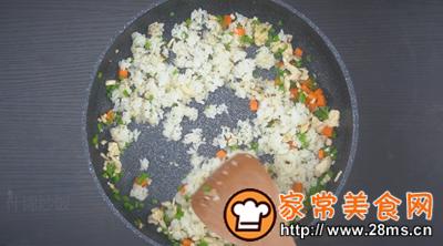 做正宗什锦炒饭的图片步骤4