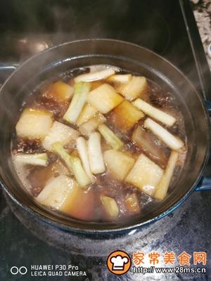 做正宗日式东坡肉(豚角煮)的图片步骤5