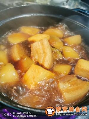 做正宗日式东坡肉(豚角煮)的图片步骤7