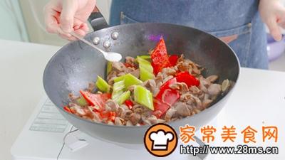 做正宗辣炒鸡胗的图片步骤15