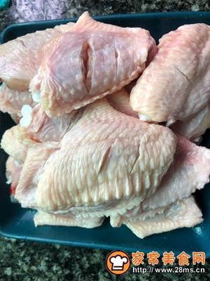 做正宗奥尔良烤鸡翅的图片步骤2