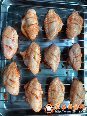 做正宗奥尔良烤鸡翅的图片步骤5
