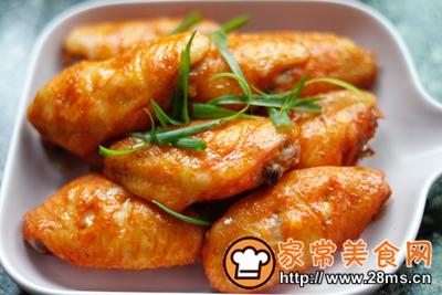 做正宗奥尔良烤鸡翅的图片步骤12