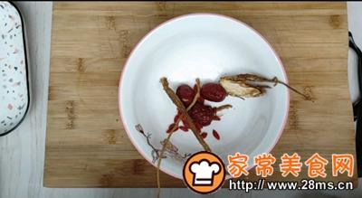 做正宗简单易学补气血鸡汤的图片步骤3