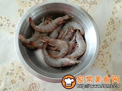 做正宗快手晚餐茄汁虾的图片步骤2