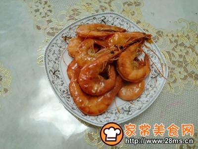 做正宗快手晚餐茄汁虾的图片步骤7