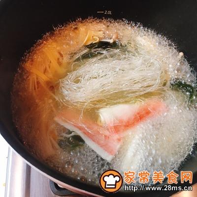 做正宗海带鲜菇汤的图片步骤10