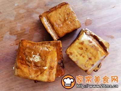 做正宗家乐浓汤宝煮五花肉豆腐干的图片步骤1