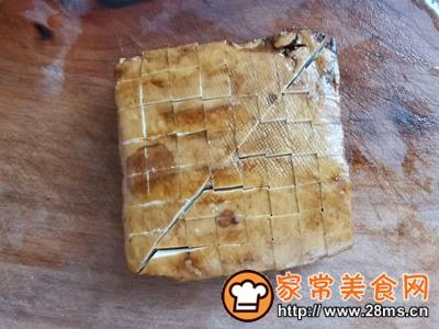 做正宗家乐浓汤宝煮五花肉豆腐干的图片步骤2