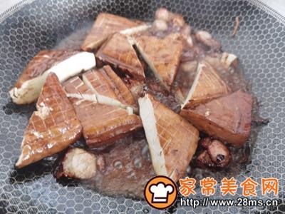 做正宗家乐浓汤宝煮五花肉豆腐干的图片步骤11
