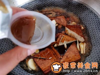 做正宗家乐浓汤宝煮五花肉豆腐干的图片步骤13