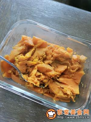 做正宗芝士�h红薯泥的图片步骤1