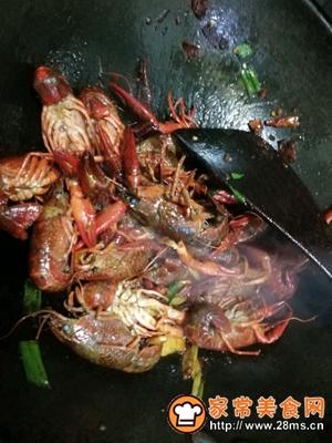 做正宗麻辣小龙虾的图片步骤3