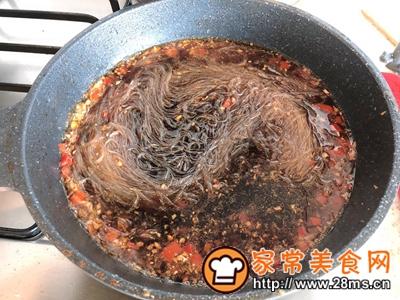 做正宗干锅粉丝蛤蜊的图片步骤8