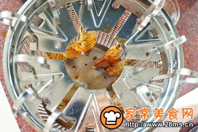 做正宗香烤酱汁虾串的图片步骤7