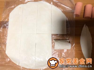 做正宗火腿饼卷的图片步骤5