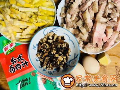 做正宗春笋卤肉饭的图片步骤7