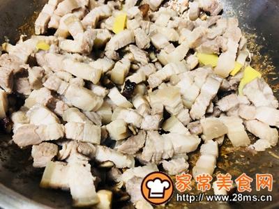 做正宗春笋卤肉饭的图片步骤9