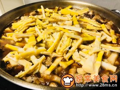 做正宗春笋卤肉饭的图片步骤14