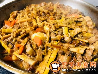 做正宗春笋卤肉饭的图片步骤17