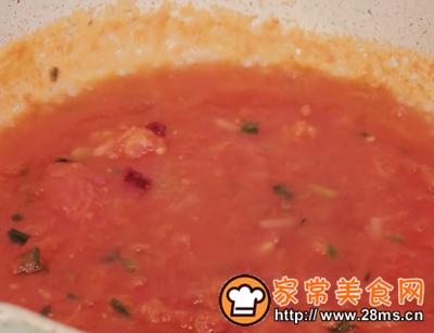 做正宗番茄爆汁鸡肉丸的图片步骤7
