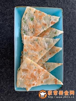 做正宗香香脆脆葱油饼的图片步骤29