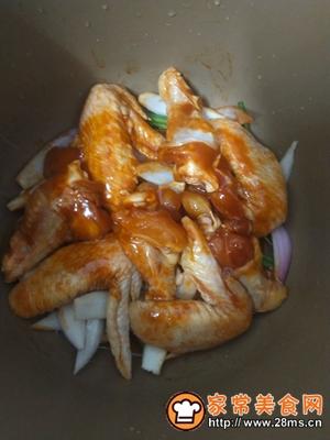 做正宗奥尔良鸡翅电饭煲版的图片步骤3