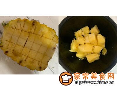 做正宗极简菠萝油条虾的图片步骤5