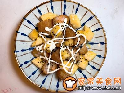 做正宗极简菠萝油条虾的图片步骤6