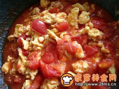 做正宗西红柿炒鸡蛋的图片步骤9