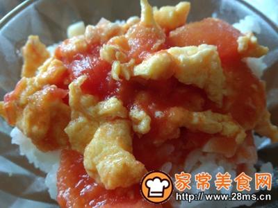 做正宗西红柿炒鸡蛋的图片步骤10