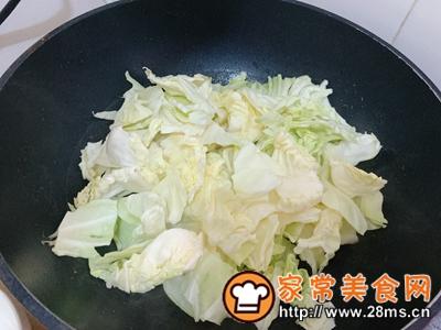 做正宗蚝油手撕包菜的图片步骤3