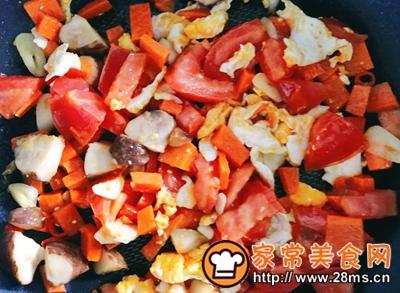 做正宗番茄鸡蛋烩面片面的图片步骤9